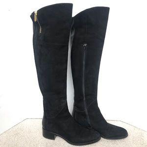 ✨HOST PICK ✨Veto Cuoio Black Heeled Zipper Boots